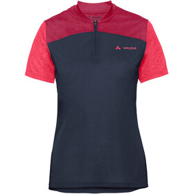 VAUDE Tremalzo IV Shirt Damen eclipse/pink